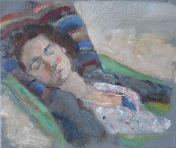 slaapje in de hangmat klein bestand
